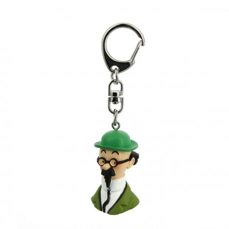 Porta-chaves busto Girassol