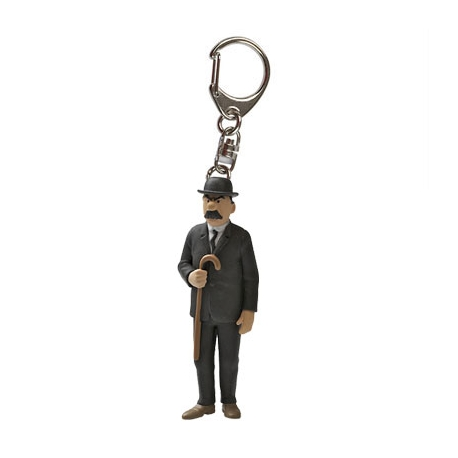 KEYRING Thomson with walking stick (6cm)
