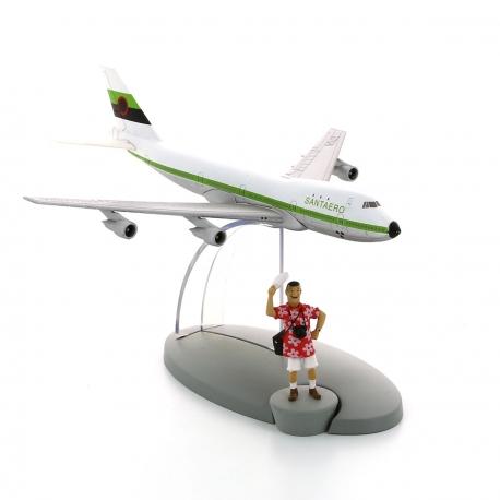 50-Avião da Companhia Santaero