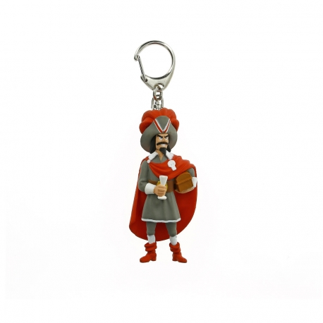 Red Rackham keyring (10cm)