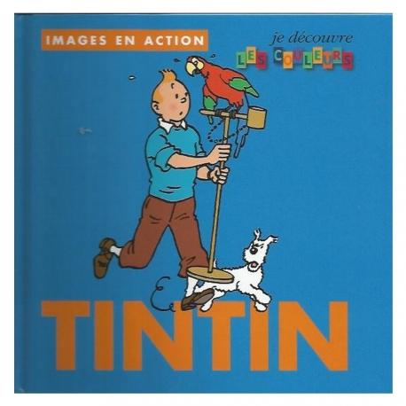 Tintin, Images en Action - Les couleurs (FR)