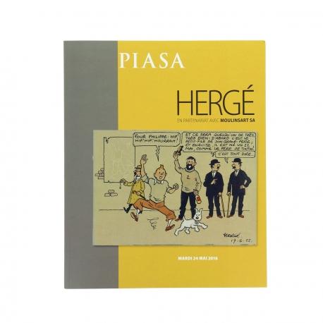 Catalogo Piasa de leilão em Paris (2016)