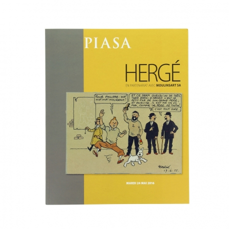 Piasa auction sales catalogue – Paris 2016