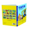16 postcards booklet: Tintin and Cars