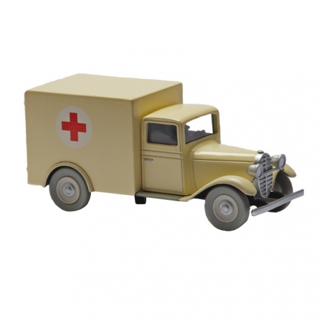 The Ambulance of the Asylum