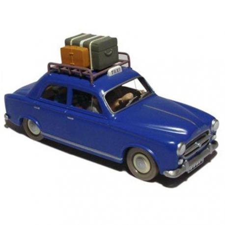 Taxi Moulinsart
