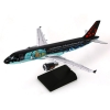 Airbus A320 Rackham Tintin Brussels Airlines