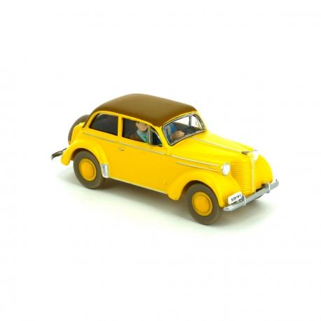Opel Olympia Convertible