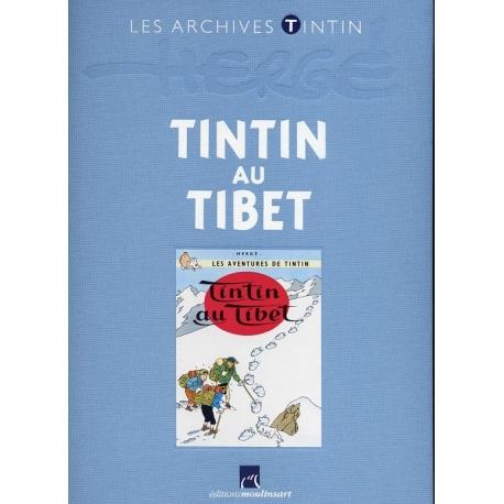 2-Les Archives Tintin: Tintin au Tibet (FR)