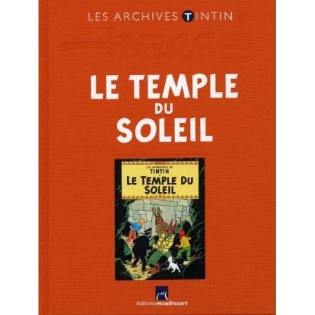 12-Les Archives Tintin: Le Temple du Soleil (FR)