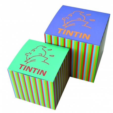 Tintin carton box