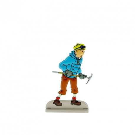 2-Tintin with icepick Tibet