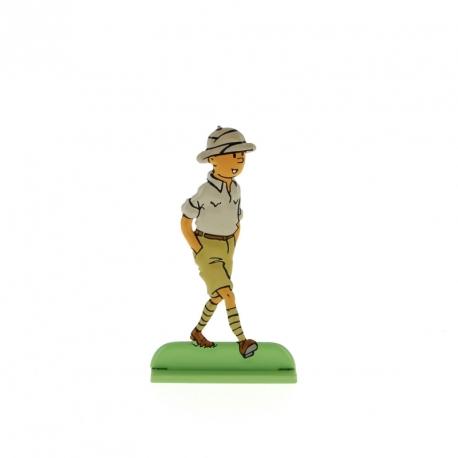 16-Tintin no Congo