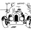 """L'Amilcar - """"Tintin au pays des Soviets"""" (1930)"""