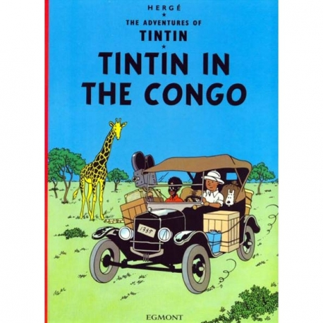 02. Tintin in the Congo (EN)