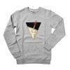 Sweatshirt TINTIN Rocket grey