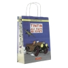 Tintin paper bag Soviets