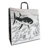 Sac en papier recyclé Tintin Sous Marin