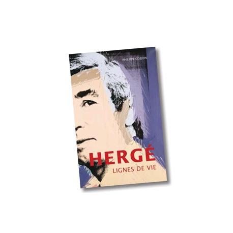 Hergé, Lignes de vie