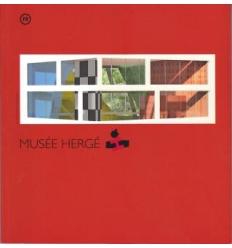 Hergé's Museum guide