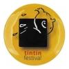 Tintin Festival badge 55mm