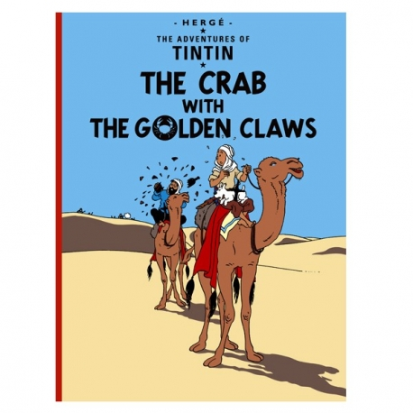 09. The Crab with the Golden Claws (EN)