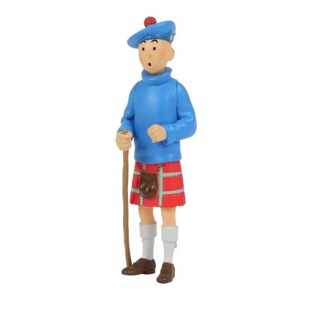Tintin kilt (8 cm)