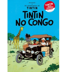 """Tintin no Congo"" - Volume 2"