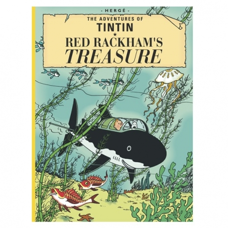 12. Red Rackham's Treasure (EN)