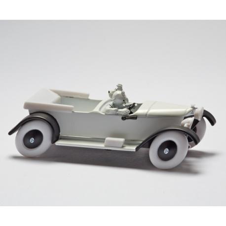 "La Mercedes Torpedo - ""Tintin au pays des Soviets"" (1930)"