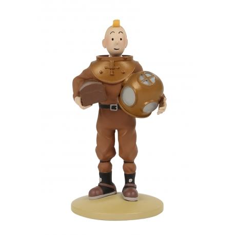Tintin escaphandro
