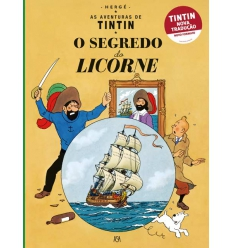 """O segredo do Licorne"" Volume 11"