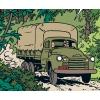 "Le camion d'Alcazar - ""Tintin et les Picaros"" (1976)"