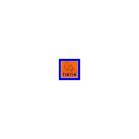 Autocolante Tintin logo 16X16cm