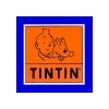 Tintin logo sticker 16X16cm