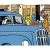 """La Morris - """"Tintin au pays de l'or noir"""" """"1971)"""