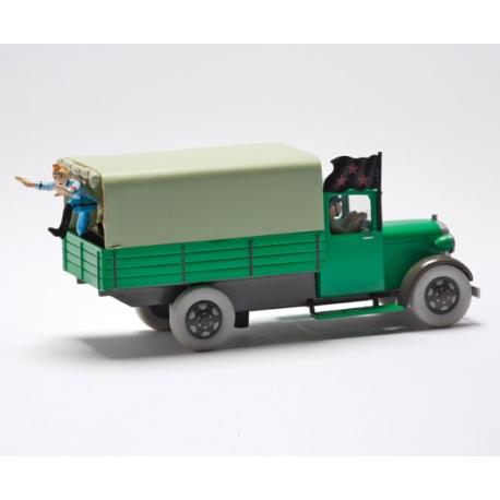 """Le camion militaire - """"L'Oreille cassée"""" (1979)"""