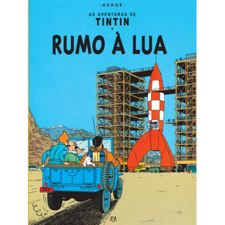 """Rumo à Lua"" - Volume 16"
