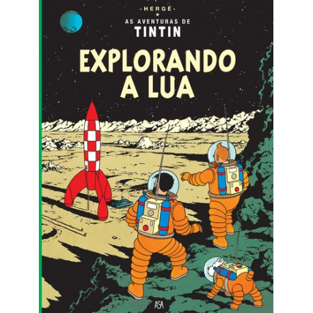 """Explorando a Lua"" - Volume 17"