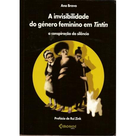 A invisibilidade do género feminino em Tintin a conspiração do silêncio