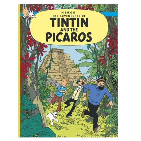 23. Tintin and the Picaros
