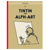 24. Tintin and Alph-Art