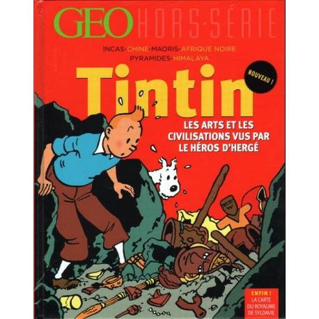 Tintin Les arts et les civilizations vus par l'héros d'Hergé (FR)
