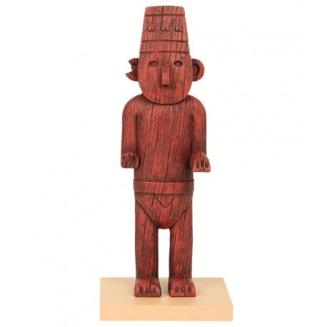6 - Ícones Tintin: Fetiche Arumbaya 28cm