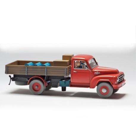 """Le camion rouge - """"L'Île Noire"""" (1984)"""