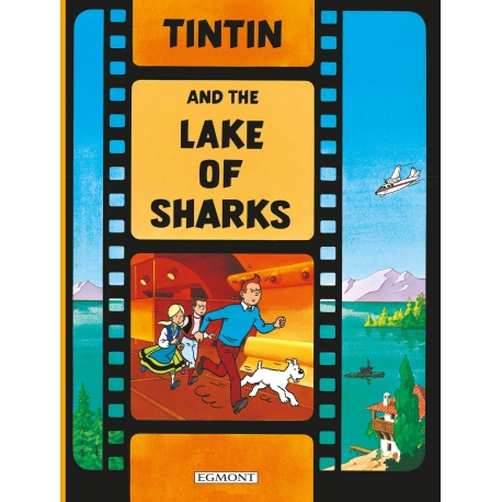 Tintin and the Lake of Sharks (EN)