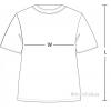 T-Shirt blanc cassé : Le petit vingtième Mappemonde