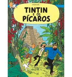 """""""Tintin e os Pícaros"""" - Volume 23"""