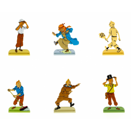 Tintin Relief Promo pack