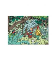 Poster Jungle (50 x 70cm)